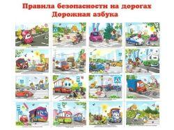 Картинки для детей азбука безопасности