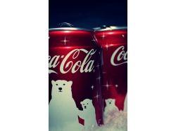 Новогодние картинки coca cola