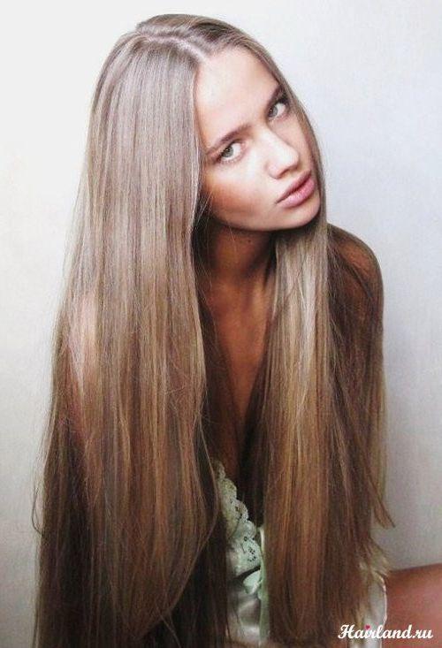 Как сделать цвет волос русый