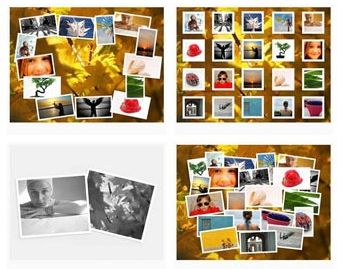 Сделать коллаж из 12 фотографий онлайн из фотографий