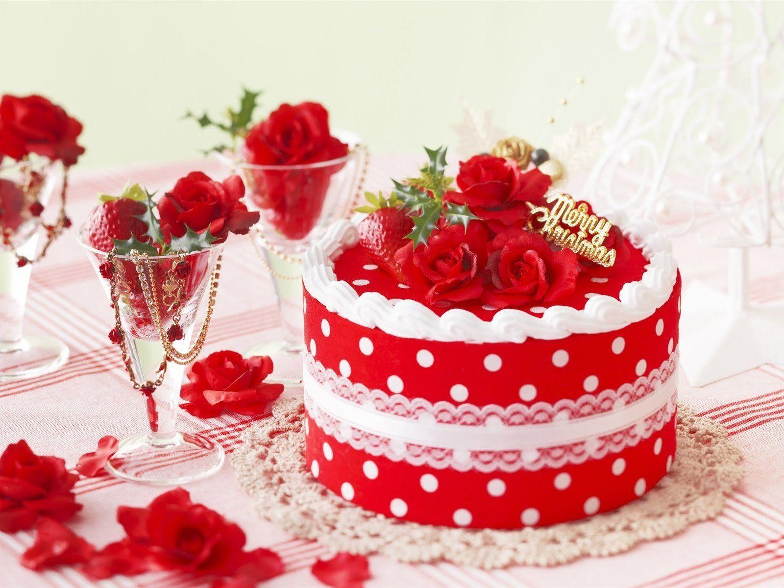 Красивое украшение поздравление с днем рождения