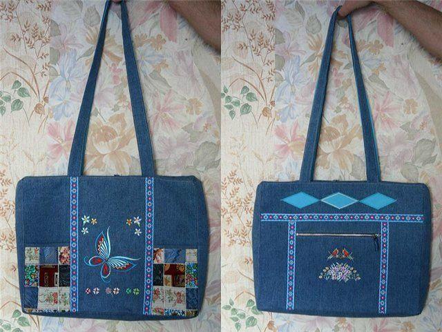 Как сделать своими руками сумку ребенку