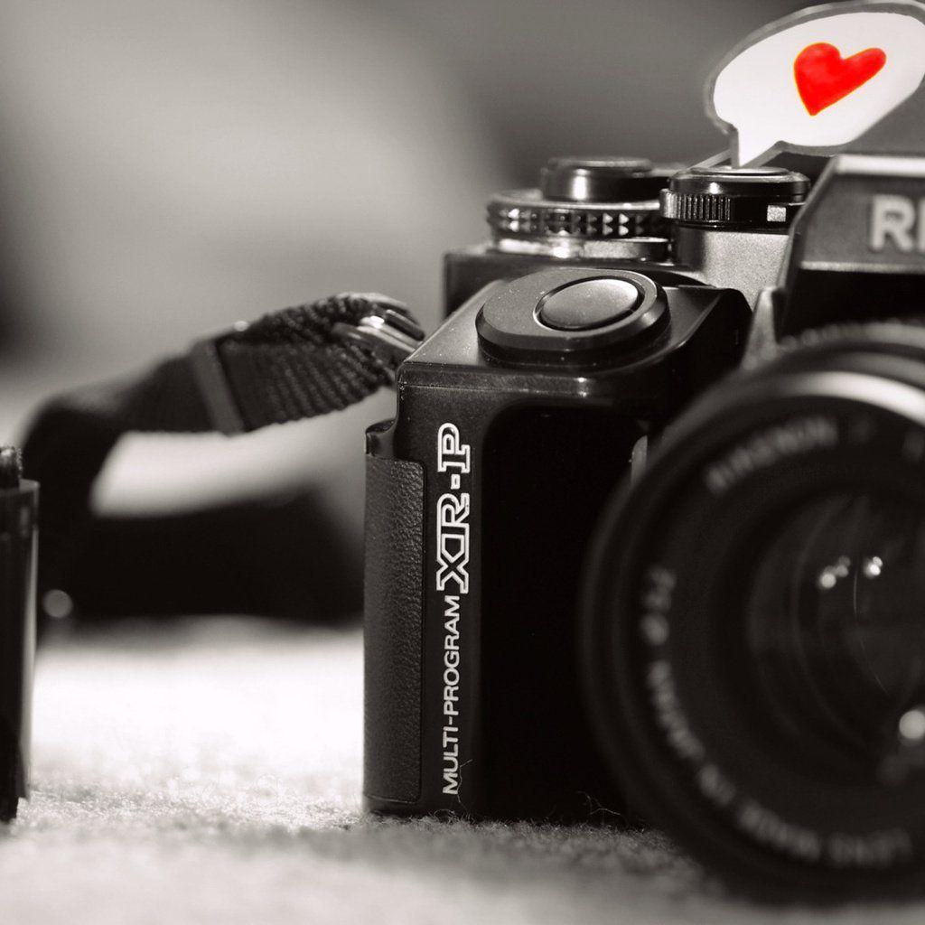 Как на фотоаппарате сделать черно белое фото в