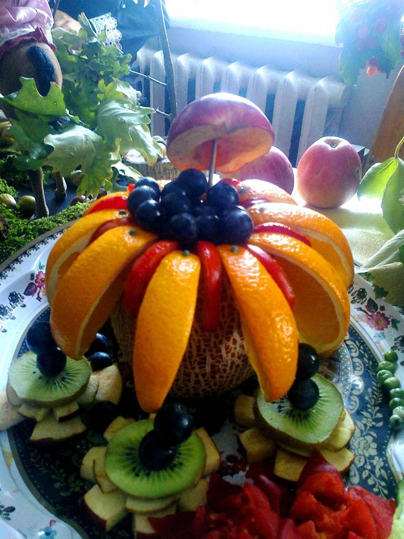 Поделки из фруктов своими руками фото 37
