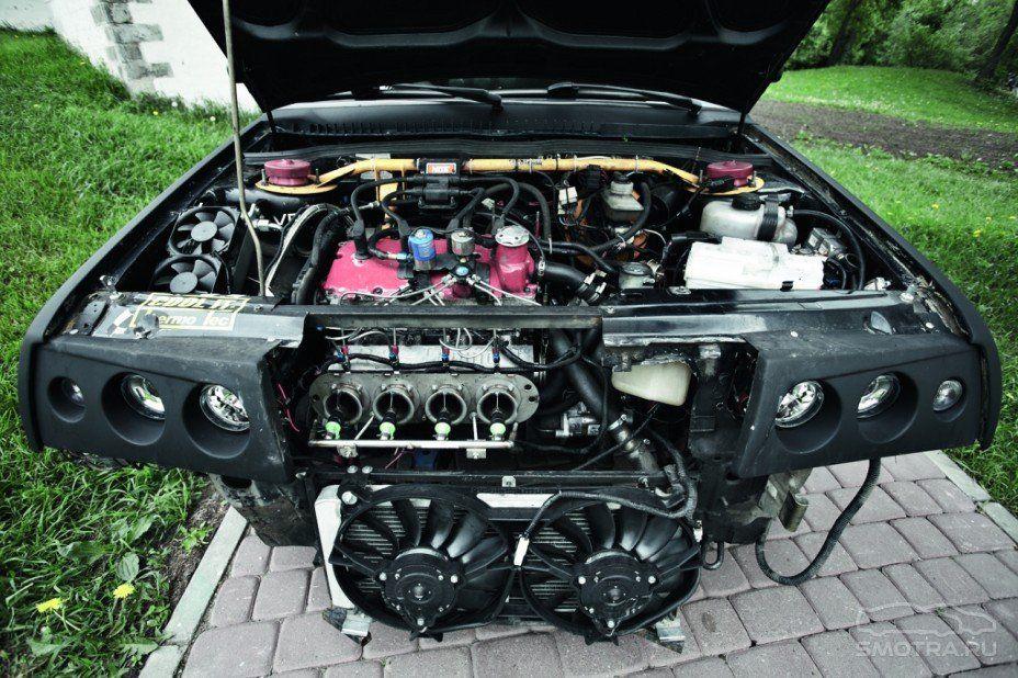 Ваз 21099 тюнинг своими руками двигатель