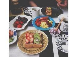 Фото еды в инстаграм 5