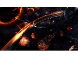 Картинки космос фентези 1
