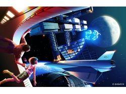 Картинки космос фентези 2