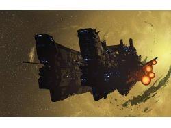 Картинки космос фентези 5