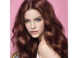 Коньячный цвет волос 3