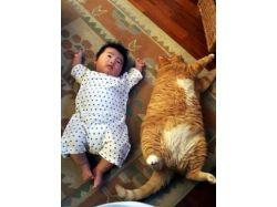 Дети фото спят 4