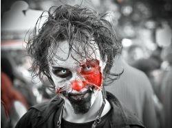 Хэллоуин фото макияж 6