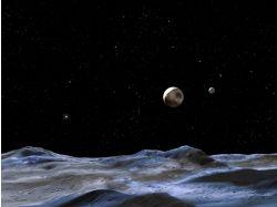 Фото космоса в истинном цвете 1