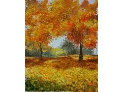 Осенние картины художников 3