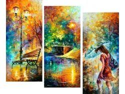 Осенние картины художников 5