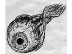 Несложные рисунки карандашом 5