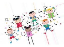 Картинки дети танцуют 2