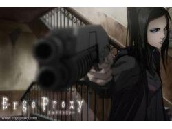 Аниме мрачные девушки картинки 4