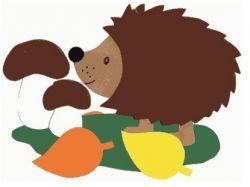 Картинка лисы для детей 1