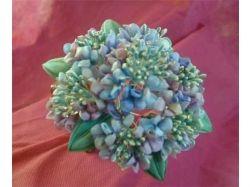 Канзаши фото цветы 4