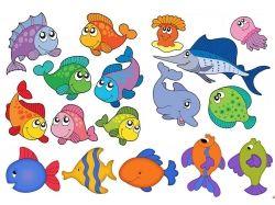 Конкурс подводный мир для детей 4