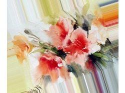 Картинки красками 4