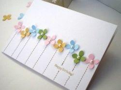 Креативные открытки с днем рождения 2