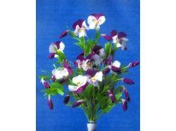 Фото цветы из бумаги 1