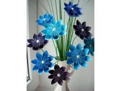 Фото цветы из бумаги 4