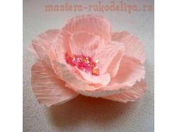 Фото цветы из бумаги 5