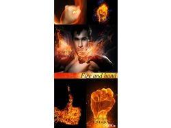 Огненные картинки 6