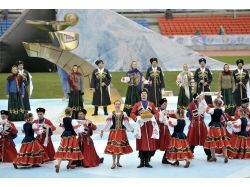 Кавказские игры фото 1
