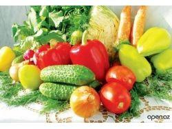 Осенние овощи и фрукты 2