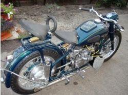 Мотоцикл ирбит 1
