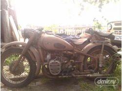 Мотоцикл ирбит 2