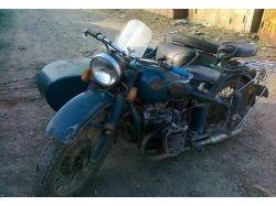 Мотоцикл ирбит 3
