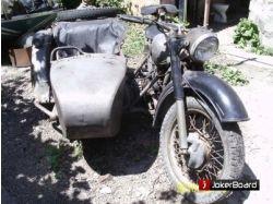 Мотоцикл ирбит 4