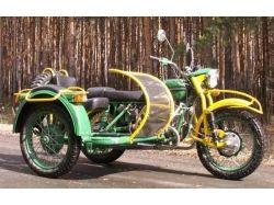Мотоцикл ирбит 5