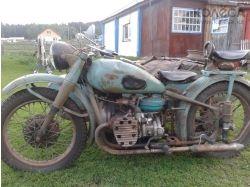 Мотоцикл ирбит 6