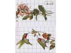 Вышивки крестиком картинки схемы 6