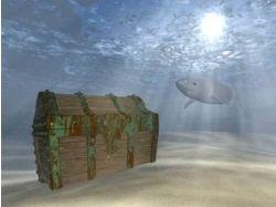 Заставка подводный мир  для компьютера 5