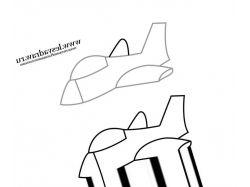 Картинки для детей самолет 6