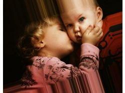 Поцелуй с языком картинки 2
