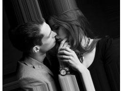 Поцелуй с языком картинки 3