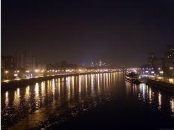 Москва ночью фото 2