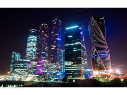 Москва ночью фото 5