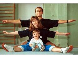 Мама папа я спортивная семья картинки 1
