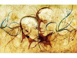 Рисунок любовь 6