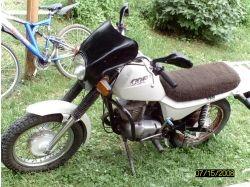 Мотоцикл сова фото 1