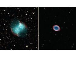 Фото космос газовые туманности 3